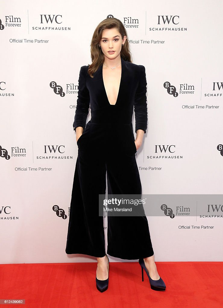 Sai Bennett attends the IWC Gala Dinner in honour of the British Film Institute at Rosewood Hotel on October 4, 2016 in London, England.