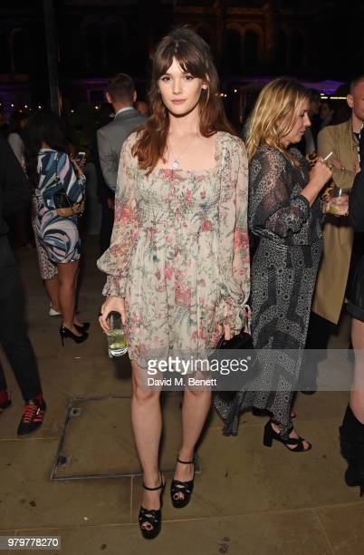 Sai Bennett attends the Summer Party at the VA in partnership with Harrods at the Victoria and Albert Museum on June 20 2018 in London England