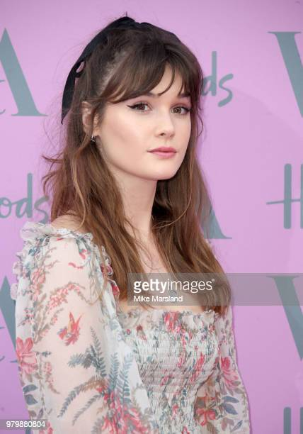 Sai Bennett attends the VA Summer Party at The VA on June 20 2018 in London England
