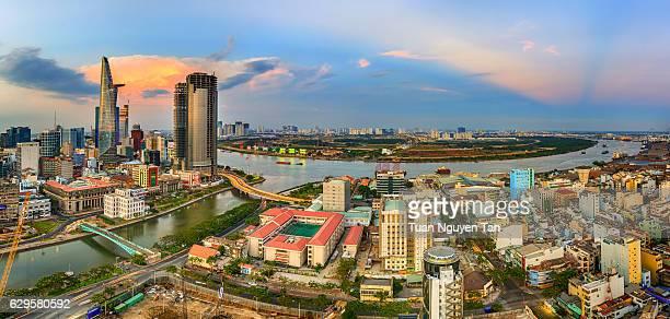 Sai Gon Skyline _ Ho Chi Minh City