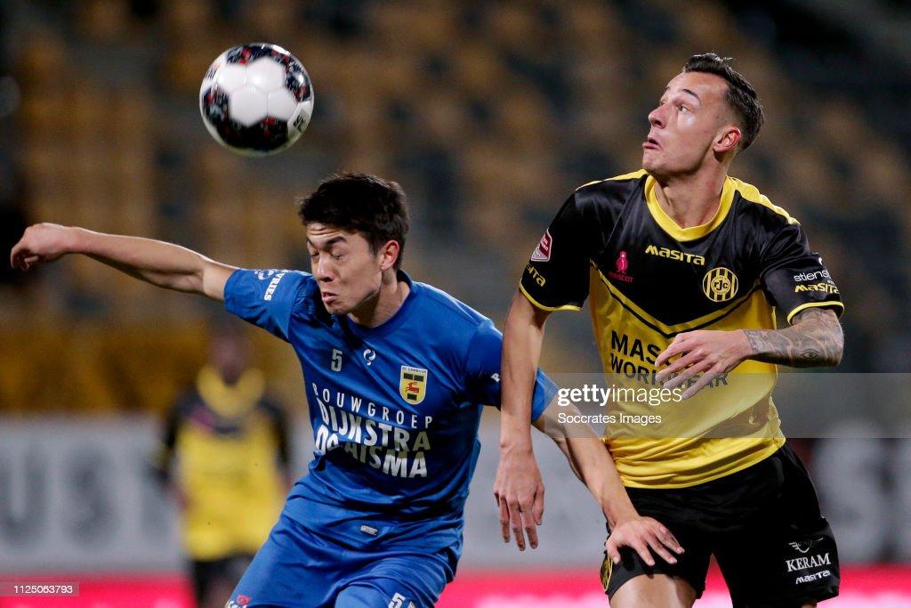 NLD: Roda JC v SC Cambuur - Jupiler League