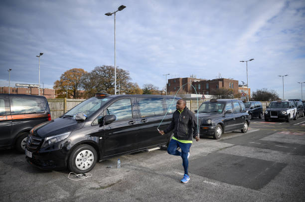 GBR: The Economic Impact Of Covid-19 On London's Black Cab Drivers