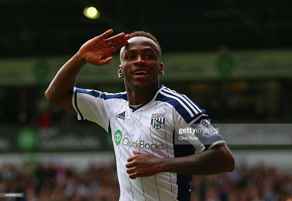 West Bromwich Albion v Sunderland - Premier League : News Photo