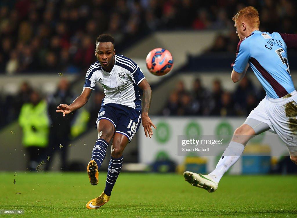 West Bromwich Albion v Gateshead - FA Cup Third Round