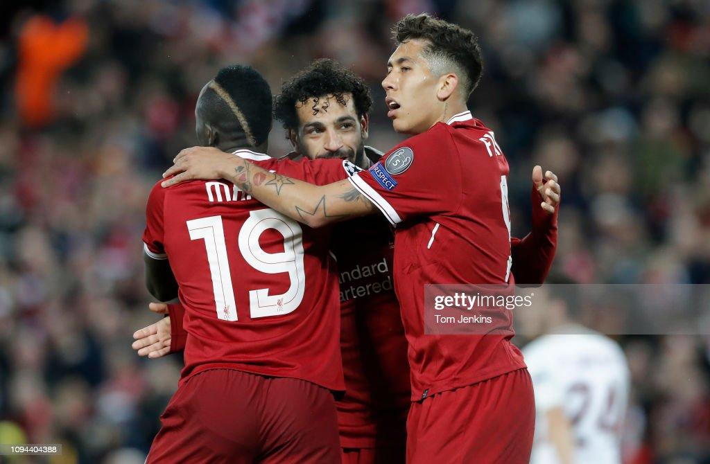 Liverpool v Roma : News Photo