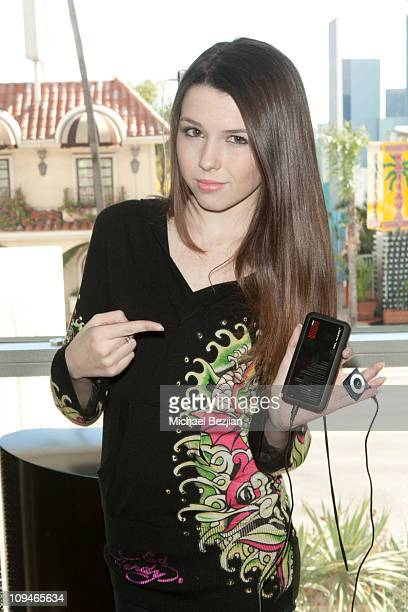 Saige Ryan Campbell at The Studio At HAVEN360 Day 2 on February 26 2011 in West Hollywood California