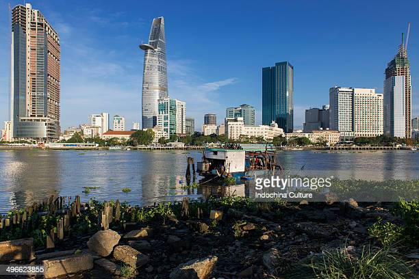 SaiGon Building - Thu Thiem view