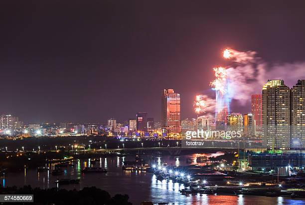 Saigon - Vietnam Fireworks