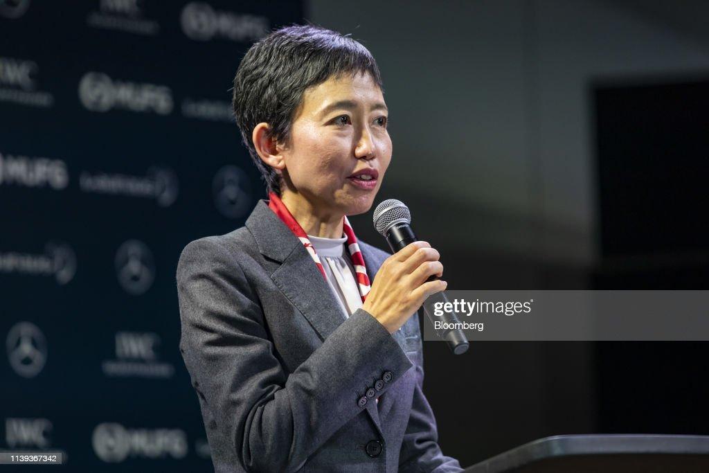 JPN: MUFG Executive Saiko Nanri Seeks to Break Japan's After-Work Drinking Habit