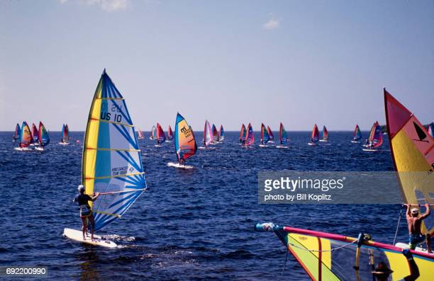 Sailboard Regatta in Florida