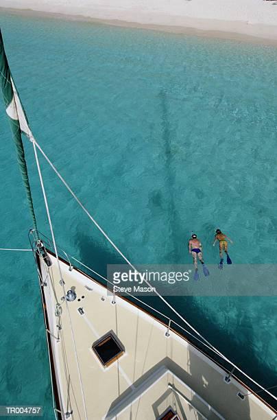 Sailboat and Snorkeling