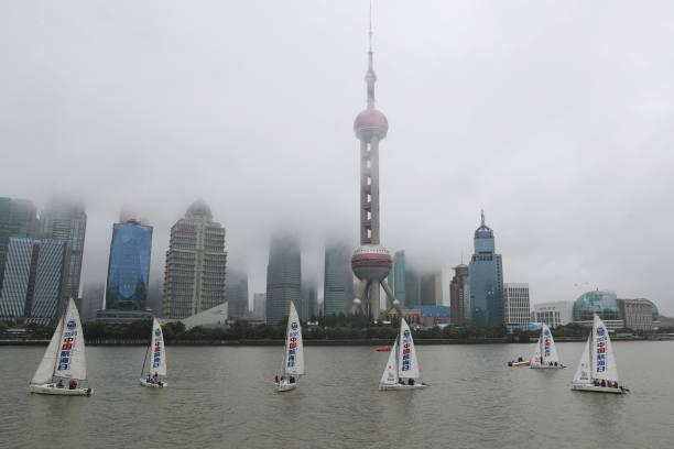 CHN: Maritime Day Of China