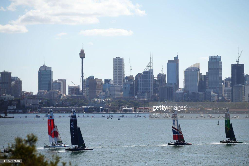 AUS: SailGP Sydney