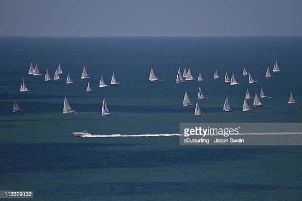 sailing boats - s0ulsurfing stock pictures, royalty-free photos & images