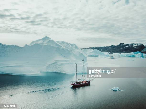 Sailing Expedition in East Greenland