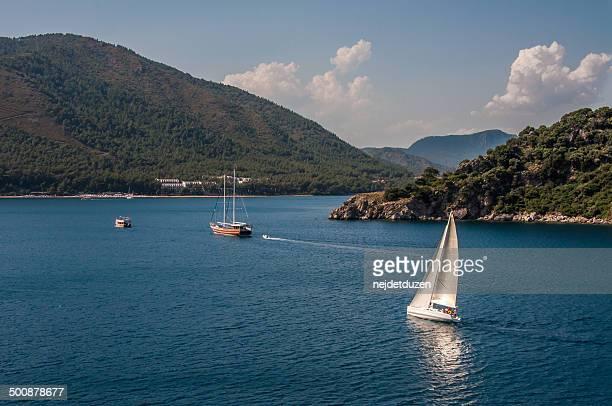 Sailing in Marmaris