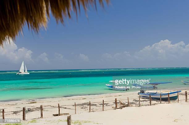 Navegación en Carribean