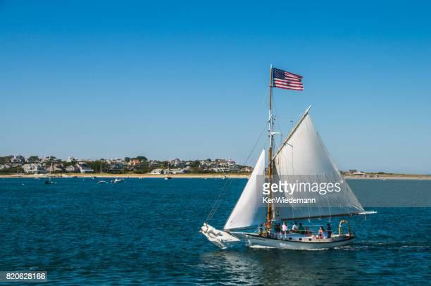 Sailing Nantucket