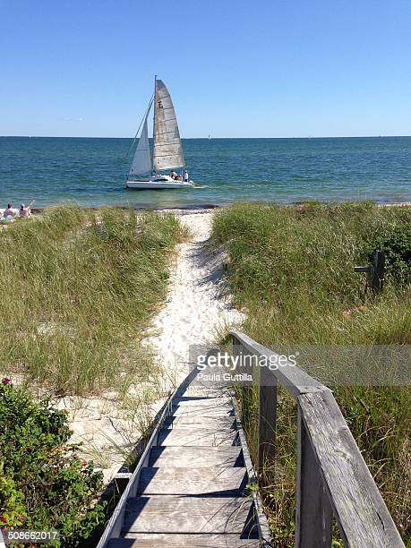 Sailing off of Great Island West Yarmouth MAUSA August 11 2013