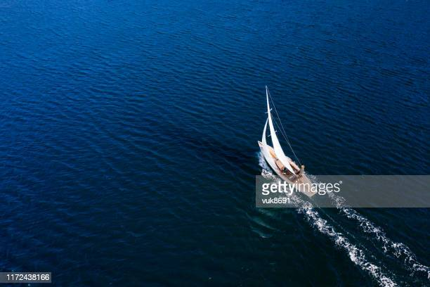 sailing - yacht stock pictures, royalty-free photos & images