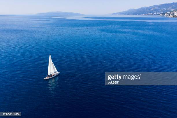 sailing - seascape stock pictures, royalty-free photos & images