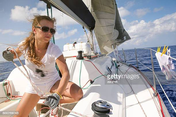 sailing - sailor stock pictures, royalty-free photos & images