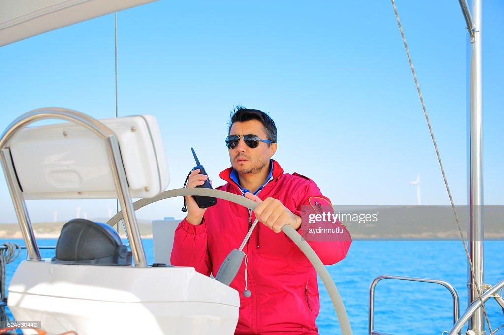 Sailing : Stock Photo