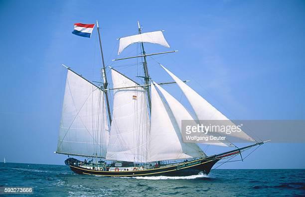 Sailing ship Jacob Meindert