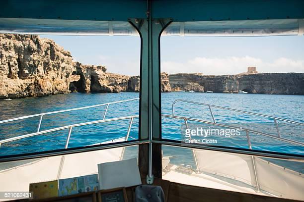 Sailing to Blue Lagune
