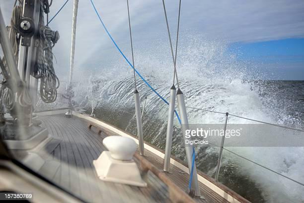 Sailing Waves