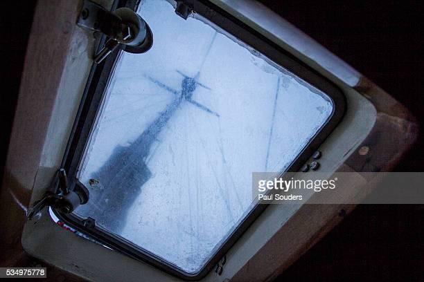 Sailing Yacht, Antarctica