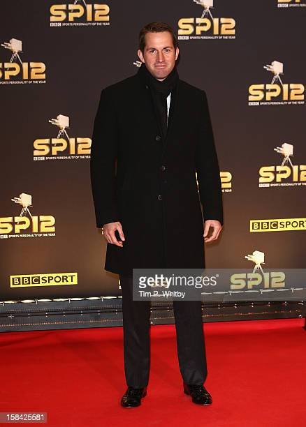 Sailor Ben Ainslie attends the BBC Sports Personality of the Year Awards at ExCeL on December 16 2012 in London England