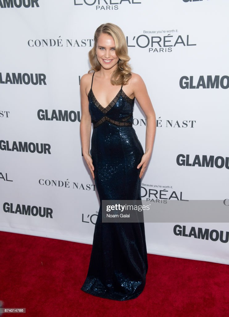 Sailor Brinkley attends the 2017 Glamour Women of The Year Awards at Kings Theatre on November 13, 2017 in New York City.