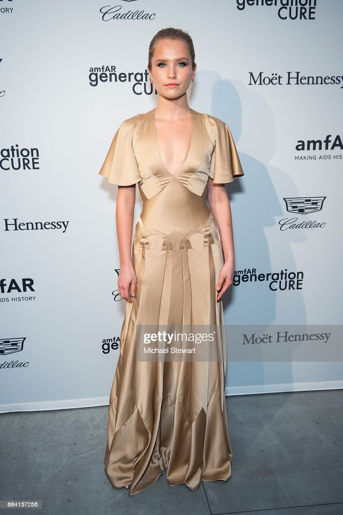 2017 amfAR generationCURE Holiday Party