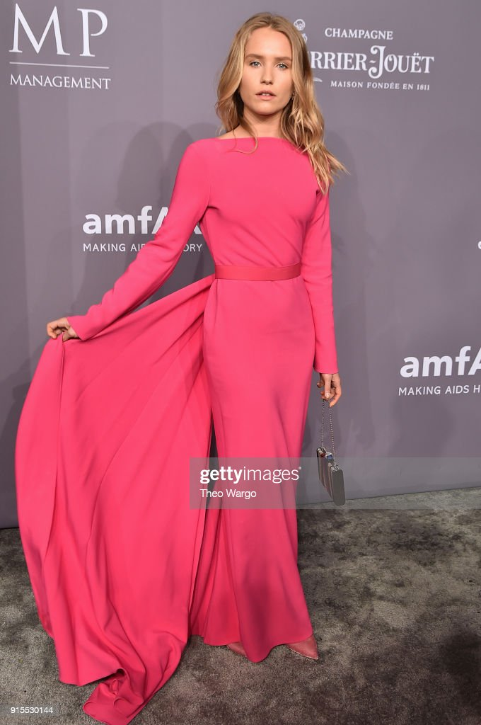 2018 amfAR Gala New York - Arrivals : News Photo