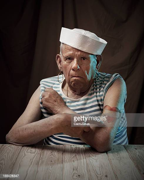 Sailor grandfather
