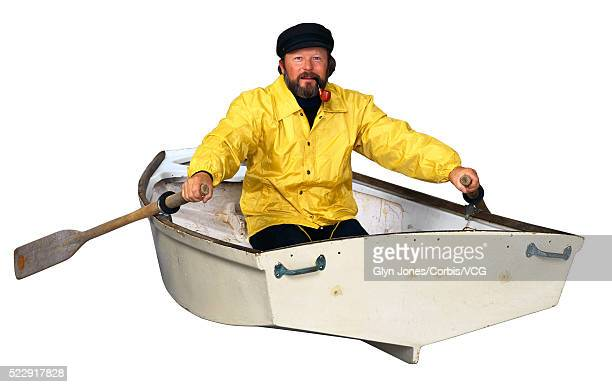Sailor in a Rowboat