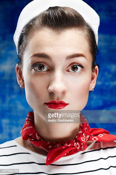 sailor - sailor hat stock pictures, royalty-free photos & images