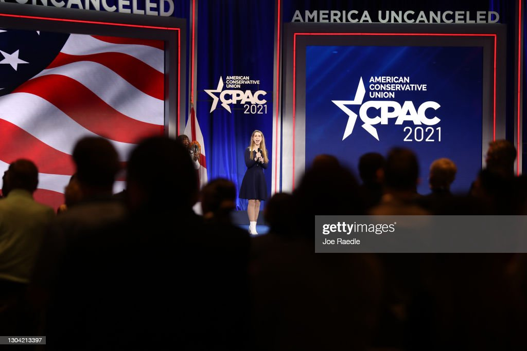 American Conservative Union Holds Annual Conference In Florida : News Photo
