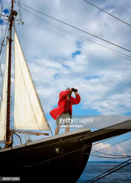 sailor searching - team captain stock pictures, royalty-free photos & images