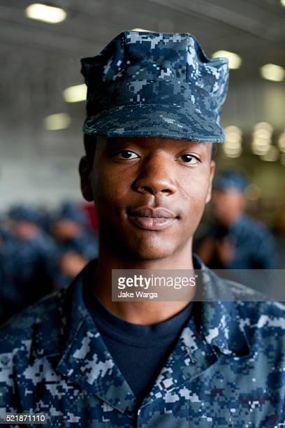 Sailor serving aboard the USS Carl Vinson