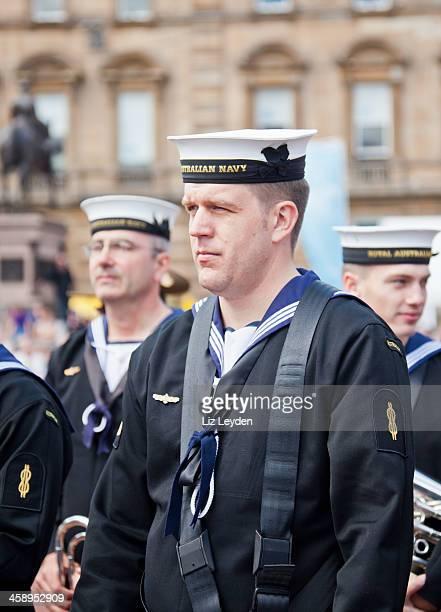 船員、オーストラリアネイビー - オーストラリア軍 ストックフォトと画像