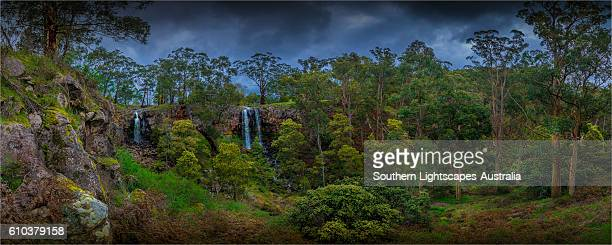 Sailors waterfall in the Spring, just south of Daylesford, central Victoria, Australia.