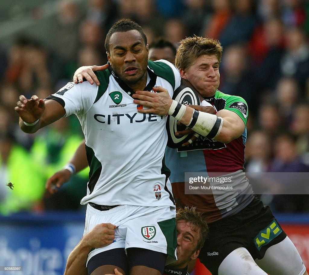 Harlequins v London Irish - Guinness Premiership