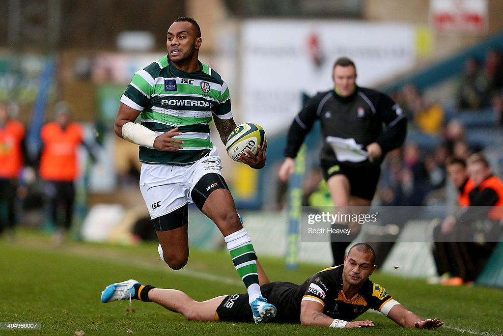 London Wasps v London Irish - LV= Cup