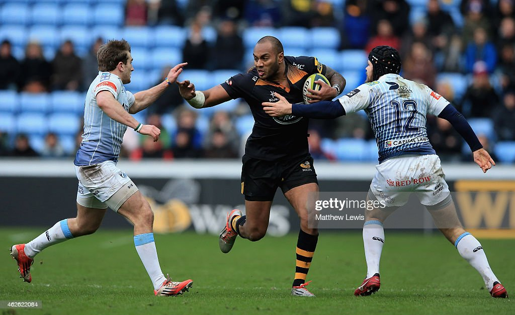 Wasps v Cardiff Blues - LV= Cup