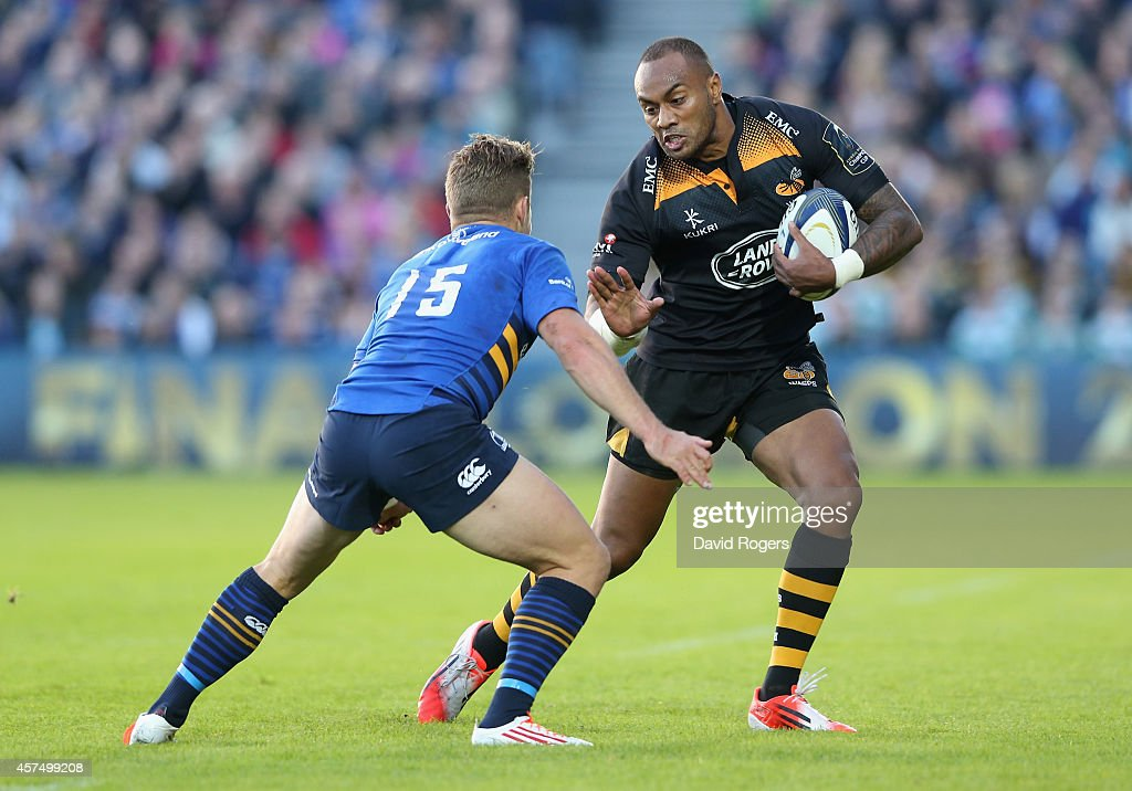 Leinster Rugby v Wasps - European Rugby Champions Cup