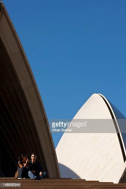 Sails of Sydney Opera House.