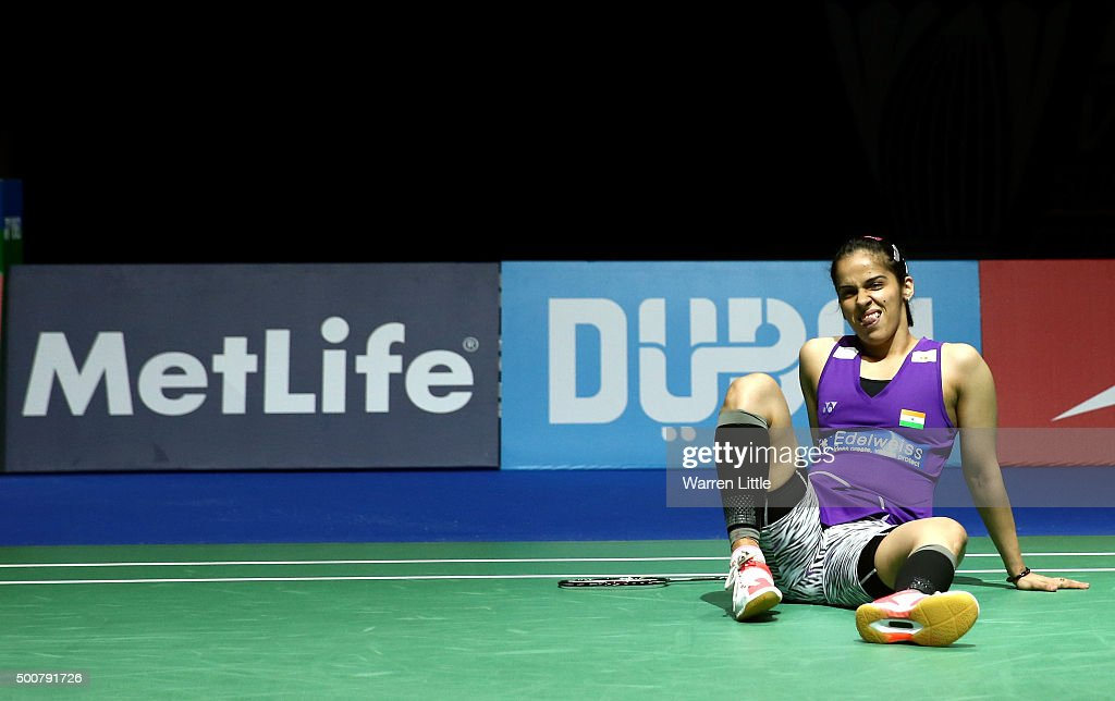 BWF Dubai World Superseries Finals - Day 2 : News Photo