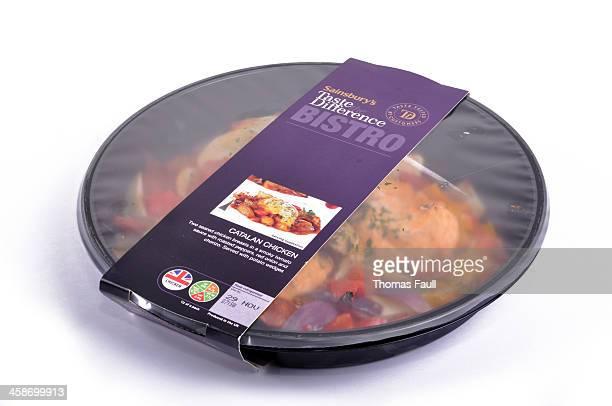 Sainsbury Goûtez la différence Bistro préparer un repas